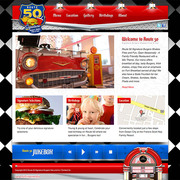 Route 50 Diner