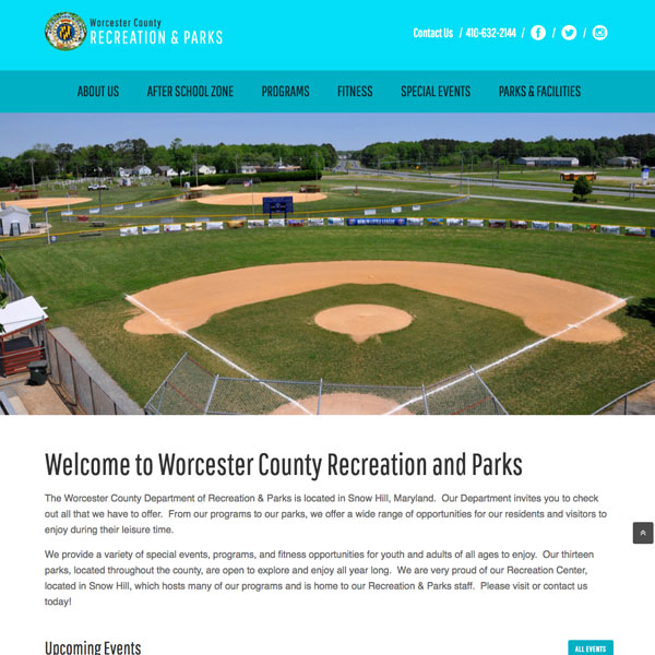 Worcester Recreation and Parks